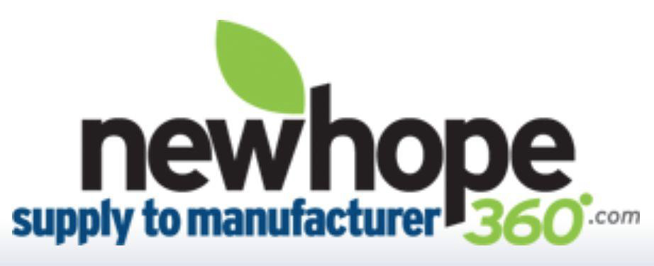 NewHope 360 Supply to Mfg logo