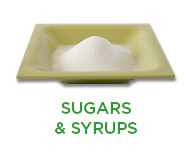 Sugars & syrups