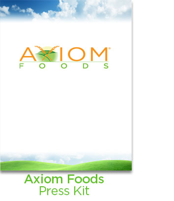 Axiom Foods Press Kit