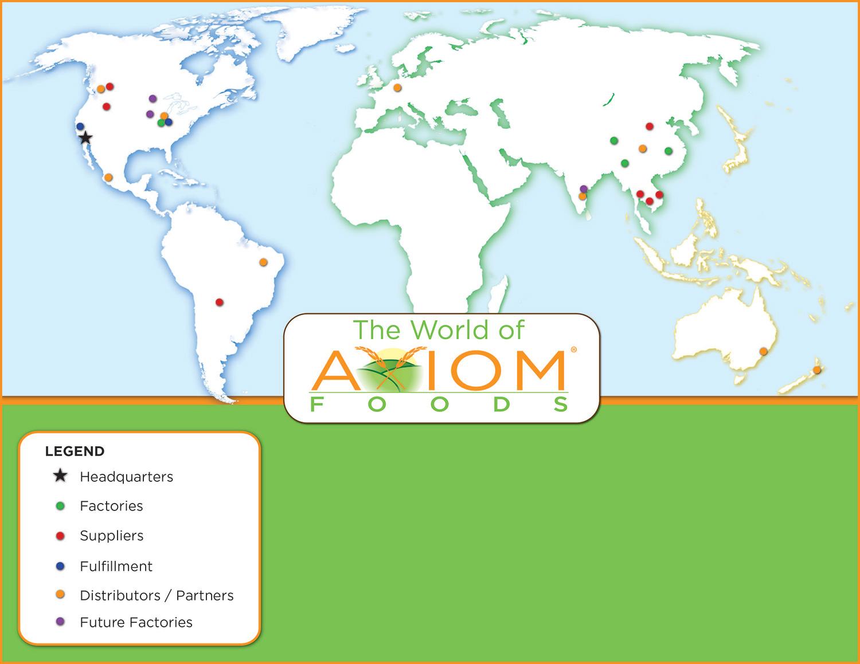 Axiom World Map
