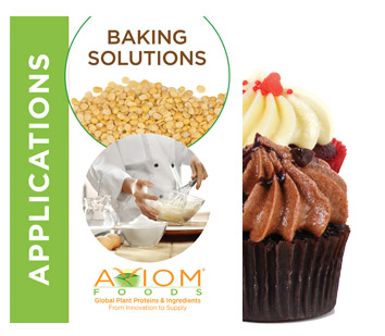 Baking Solutions applications