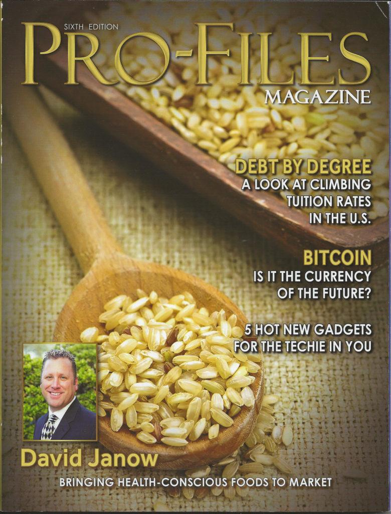 ProFiles Magazine David J - 1