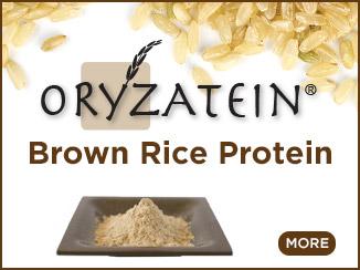 oryzatein brown rice protein