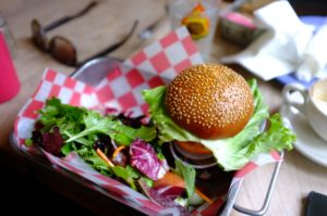 meatless burger healthy or not